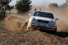 Audi 80 Quattro Coupe
