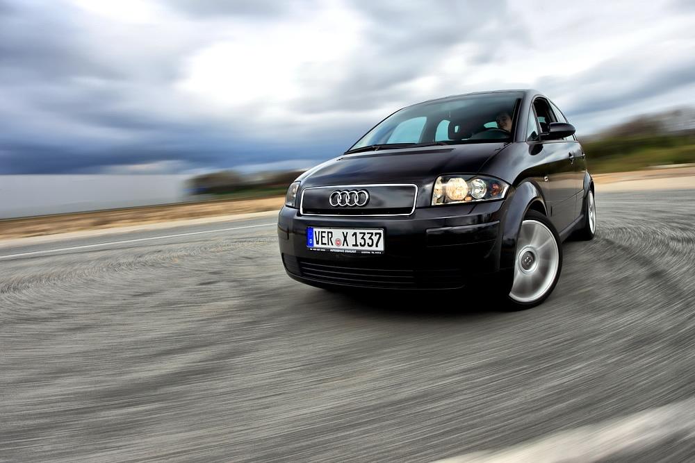 Audi A2 [4]