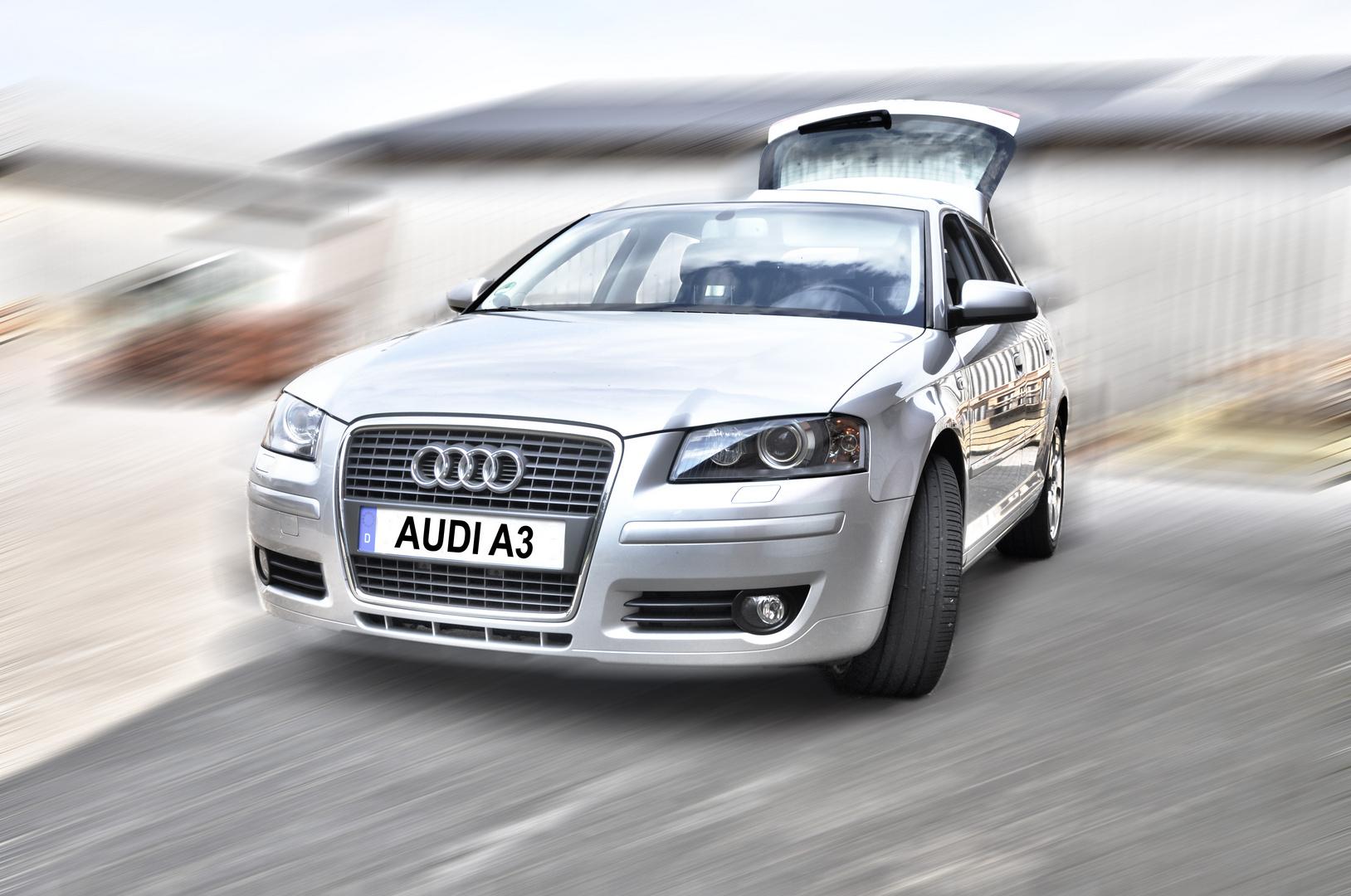 Audi A3 HDR