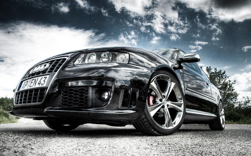 Audi A3 meets nature II