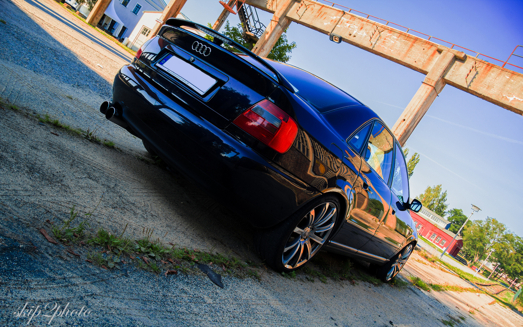 Audi A4 b5 2.8 Quattro