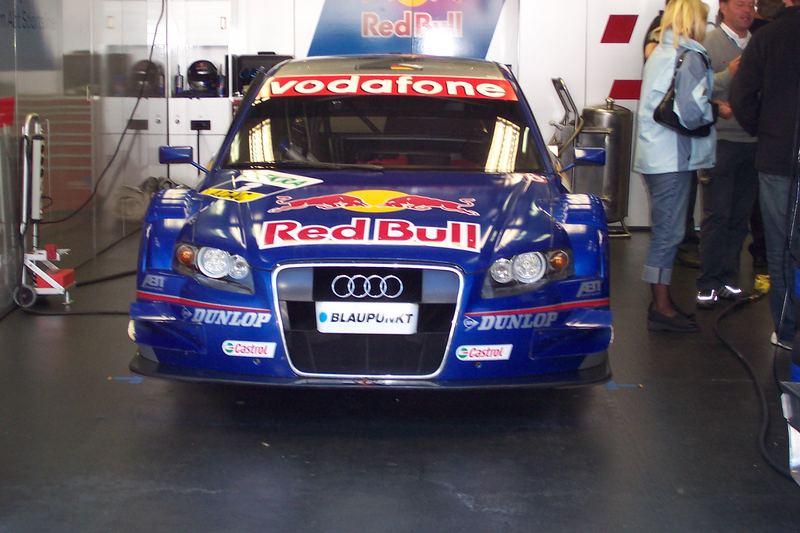 Audi A4 DTM 2005 von Martin Tomczyk