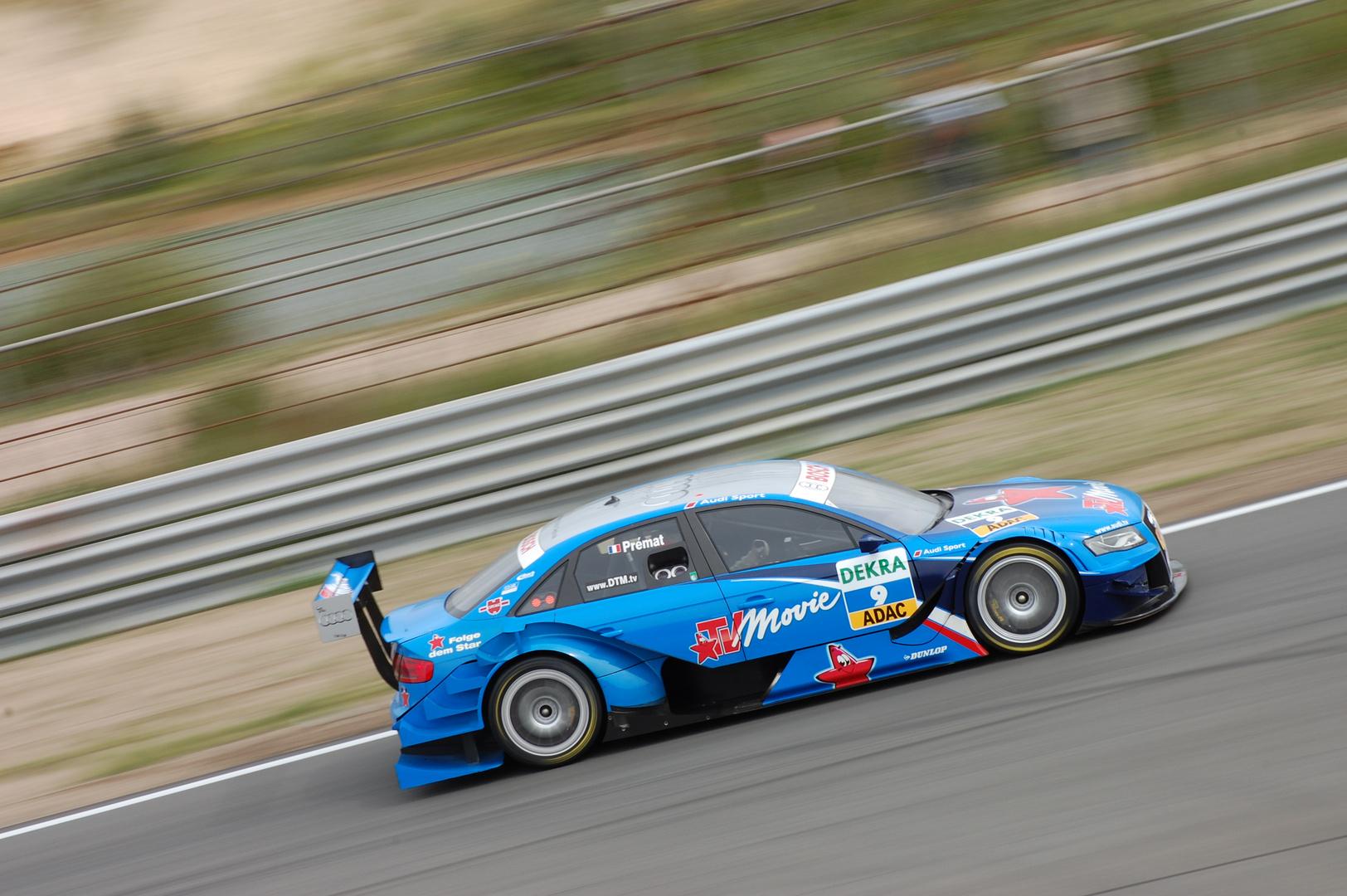 Audi A4 DTM 2010
