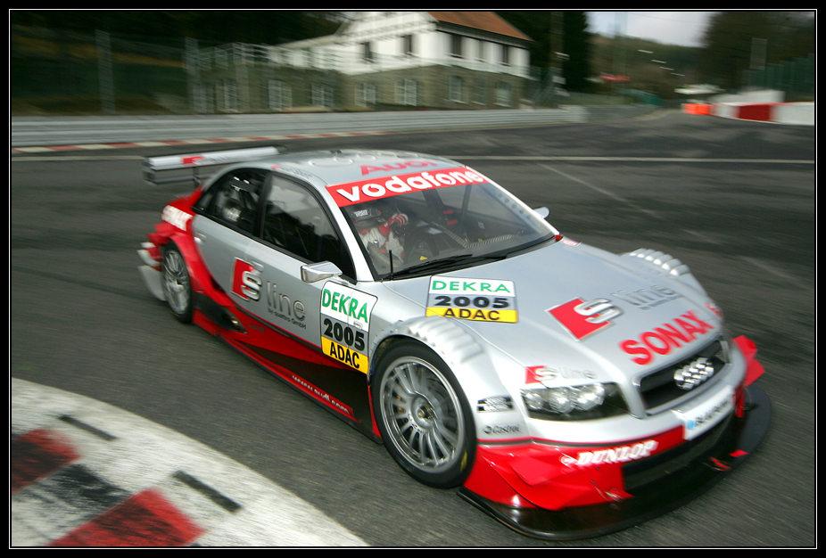Audi A4 DTM @ La Source