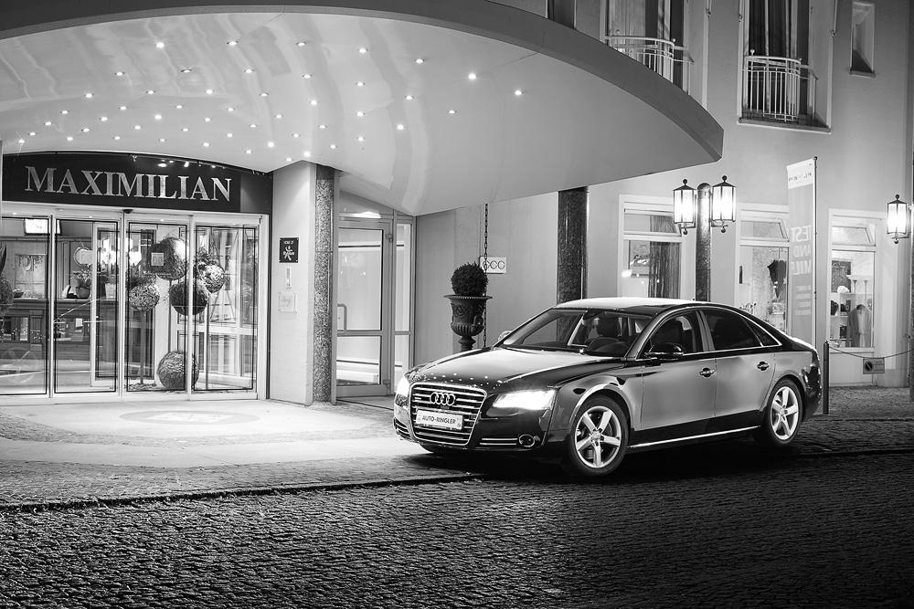 Audi A8 Diesel Nr.4