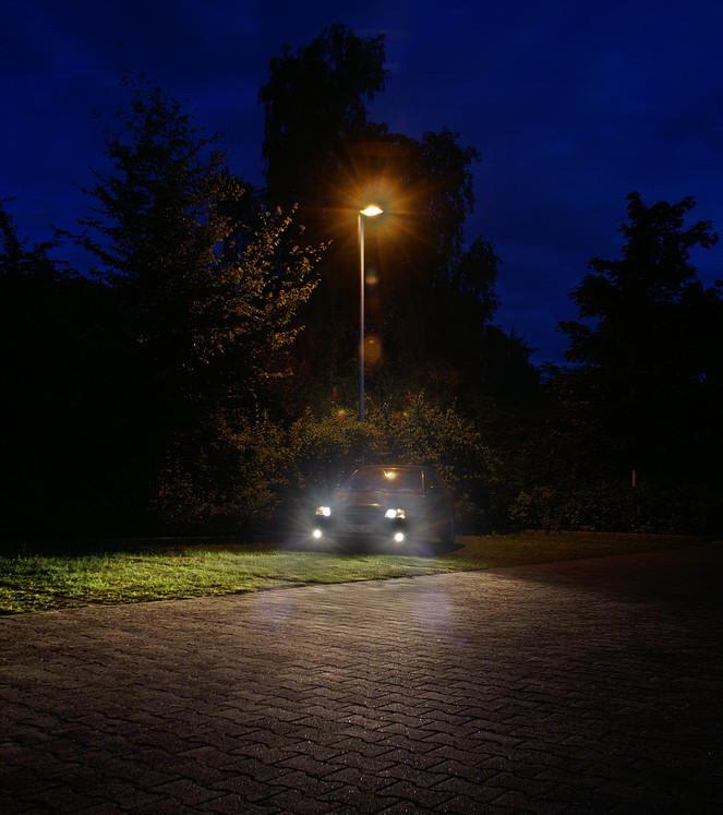 Audi by Night - DRI