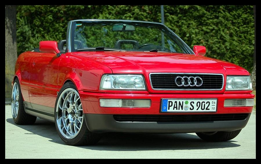 Audi Cabrio 2.3