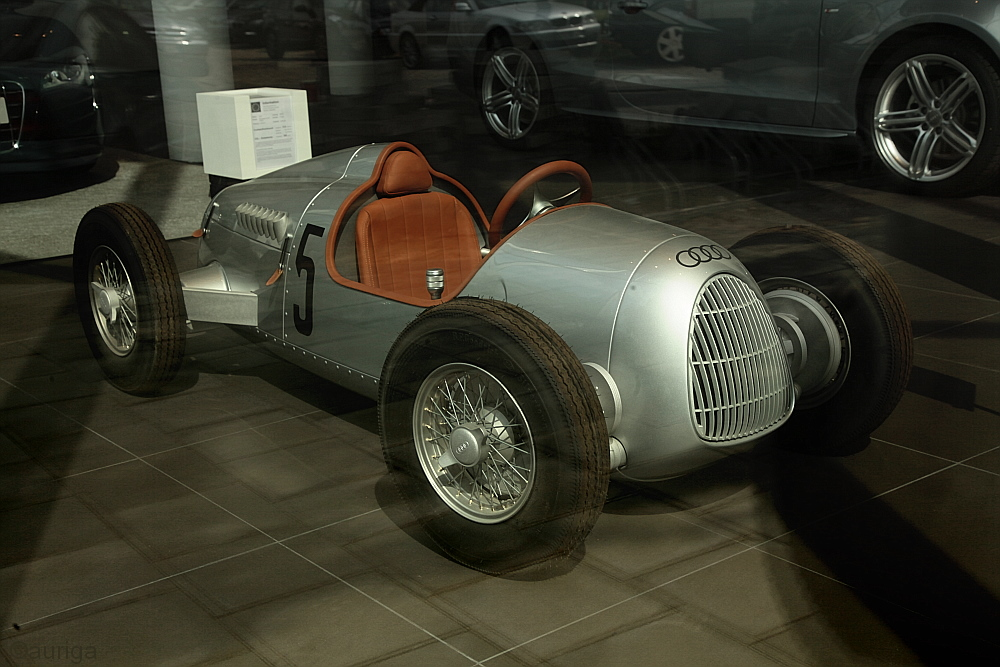 Audi Formel 1 (?)