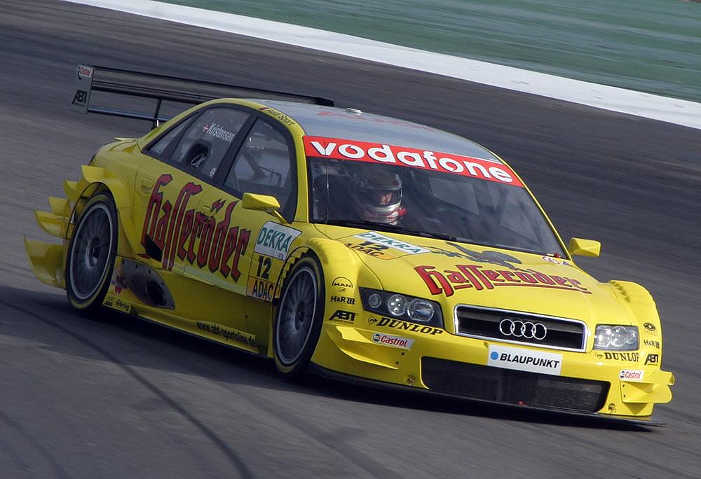 Audi in the Sun...