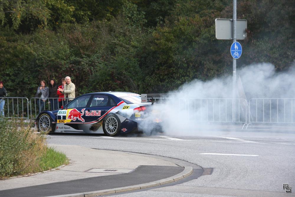 Audi mal anders