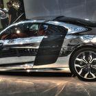 Audi R8 als HDR