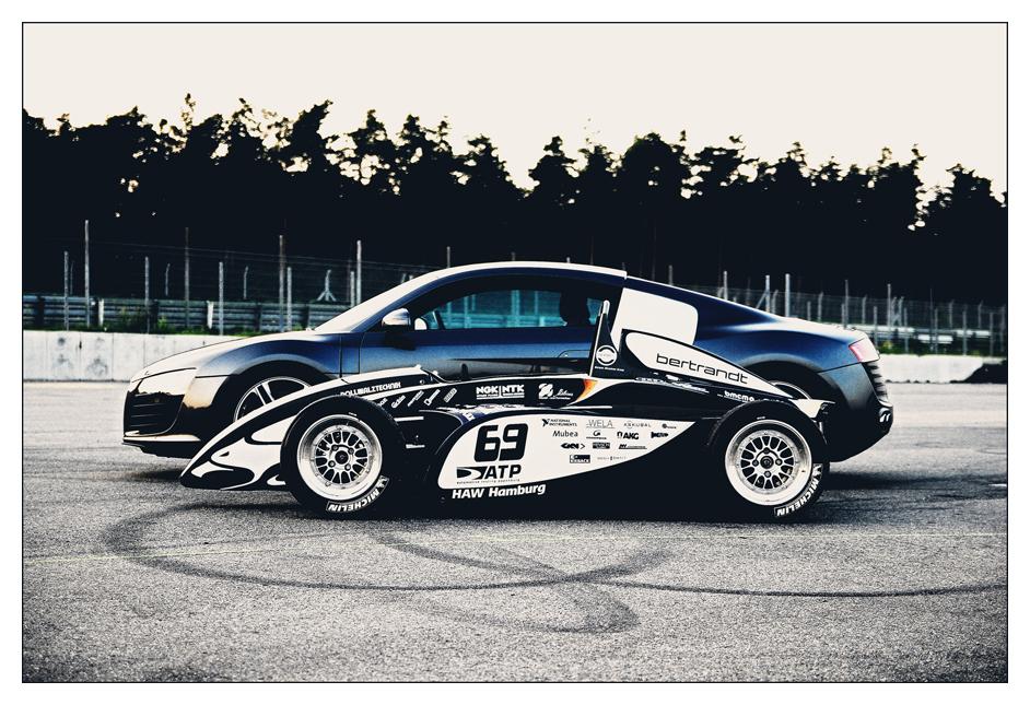 Audi R8 / Hawk07 pt.  