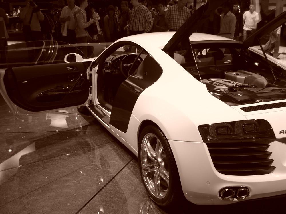 Audi R8 [IAA]
