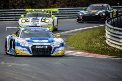 Audi R8 LMS - VLN Auftaktrennen 2016