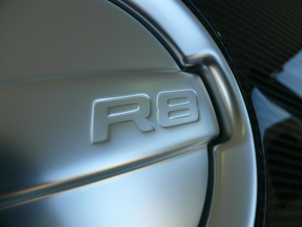 Audi R8 Tankdeckel