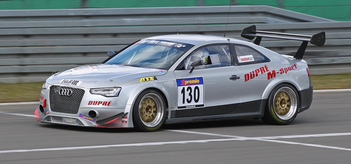 Audi RS 5 GT