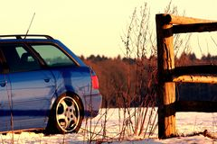 Audi RS2 III