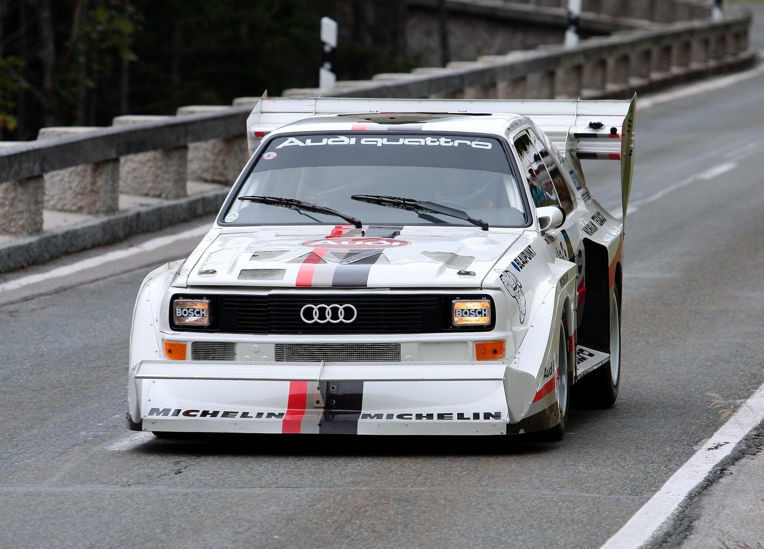 Audi S1 Pikes Peak