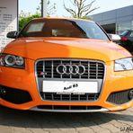 Audi S3 Front
