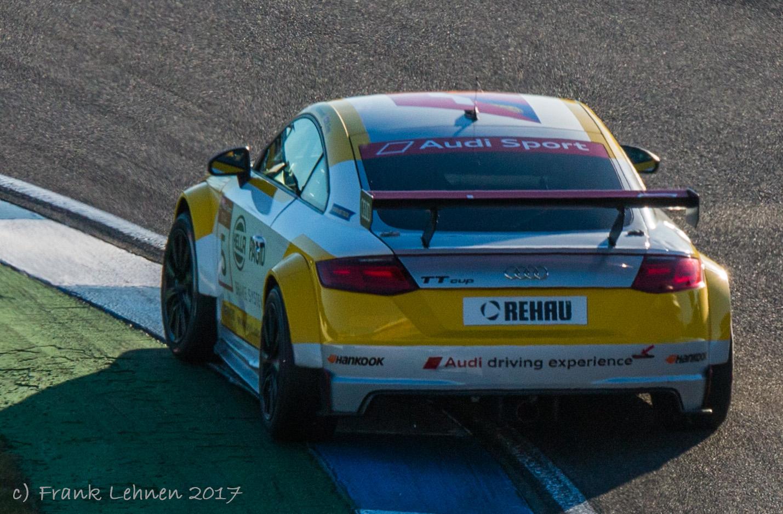 Audi Sport TT Cup - Fabianne Wohlwend