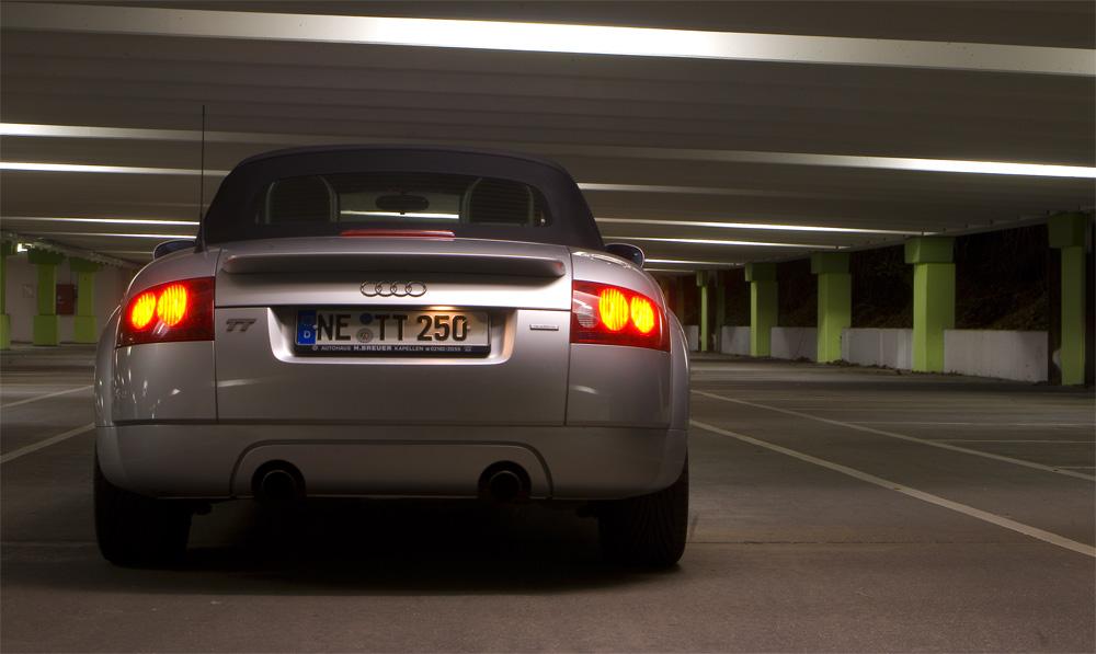 Audi TT Ass