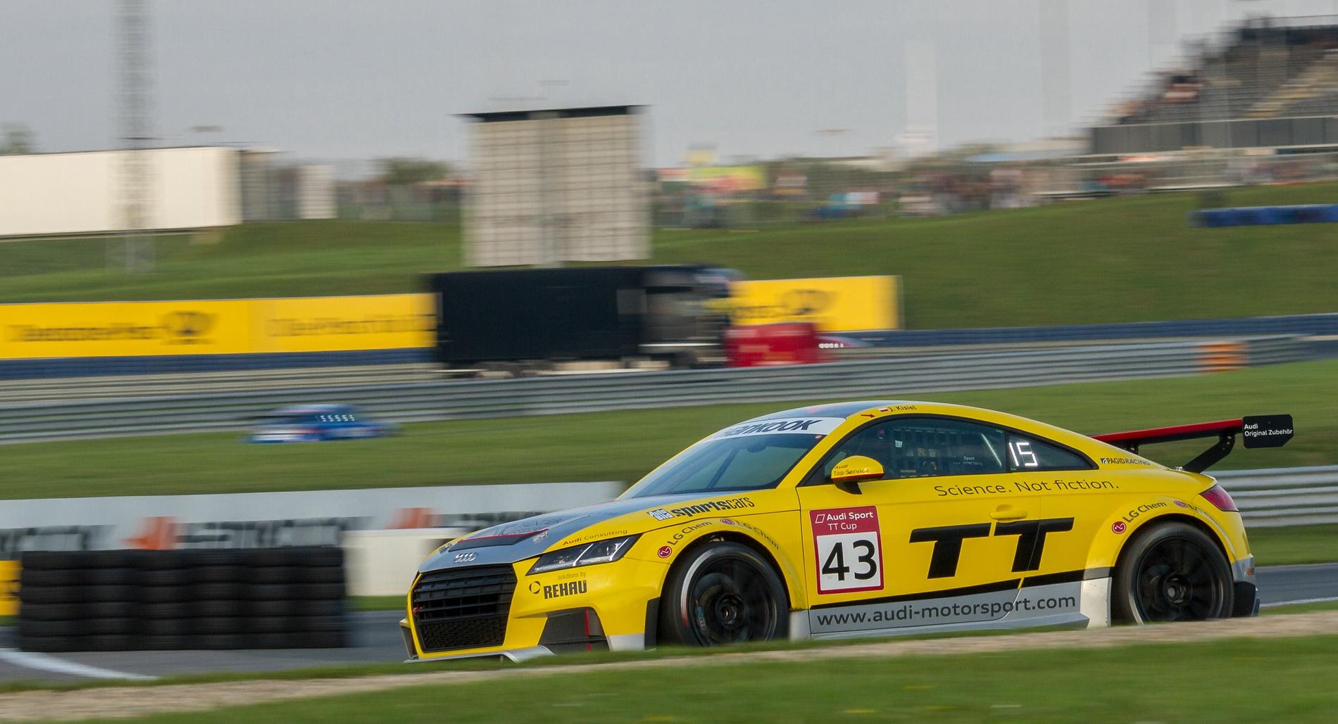 # Audi TT Cup