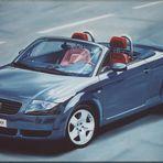 Audi TT quattro in Öl