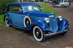 Audi UW 225 Luxuskabriolett Gläser D 1937 bei  Classic Cars
