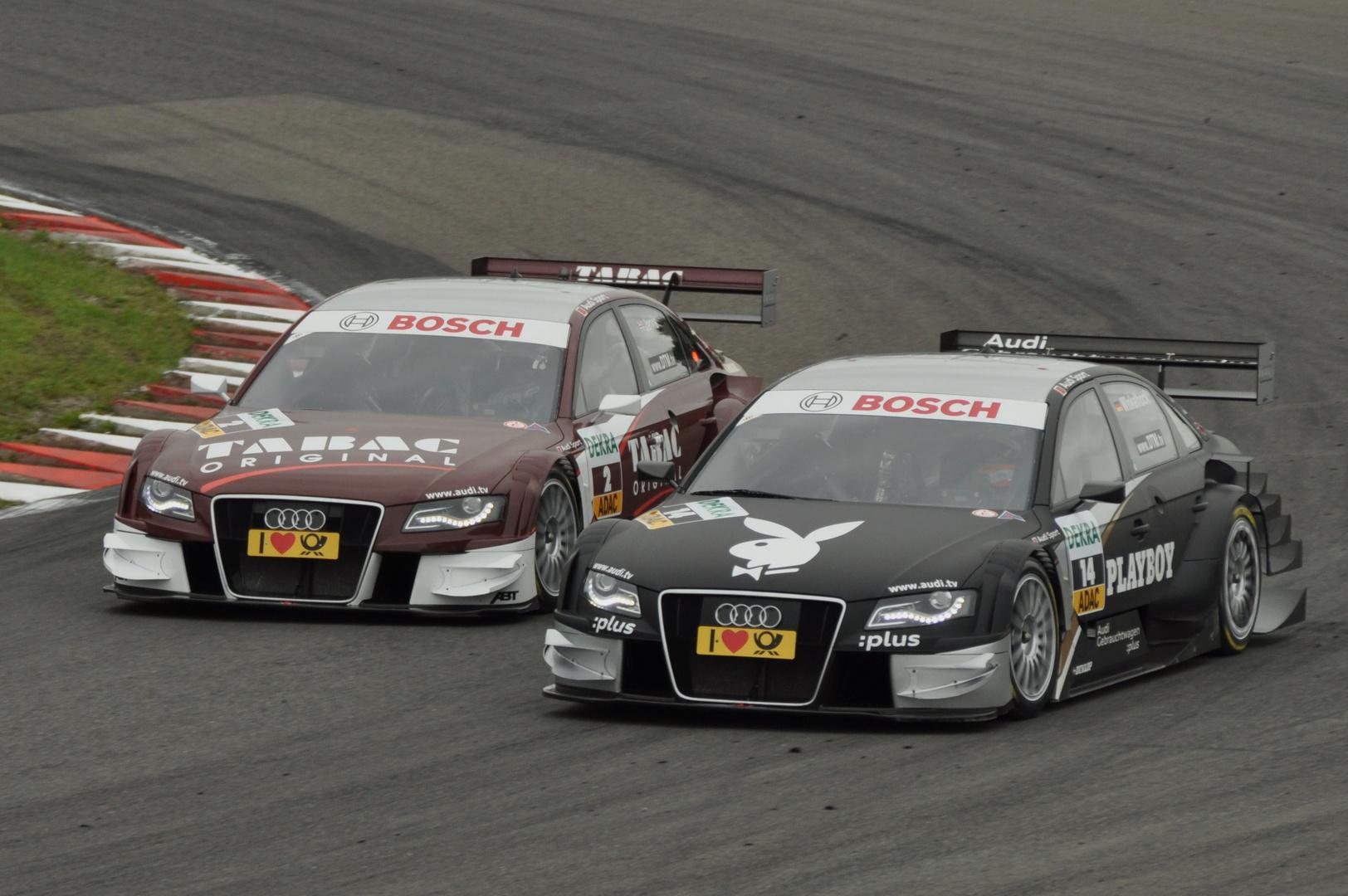 Audi vs. Audi