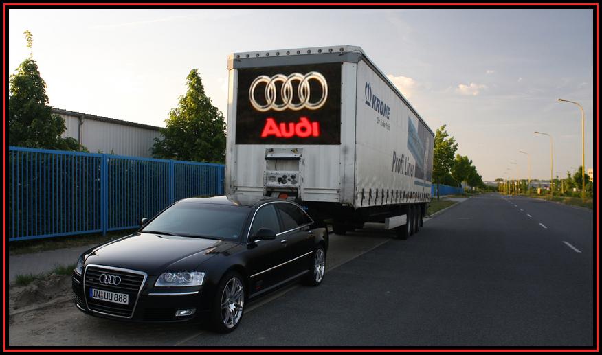 Audi Zugmaschine