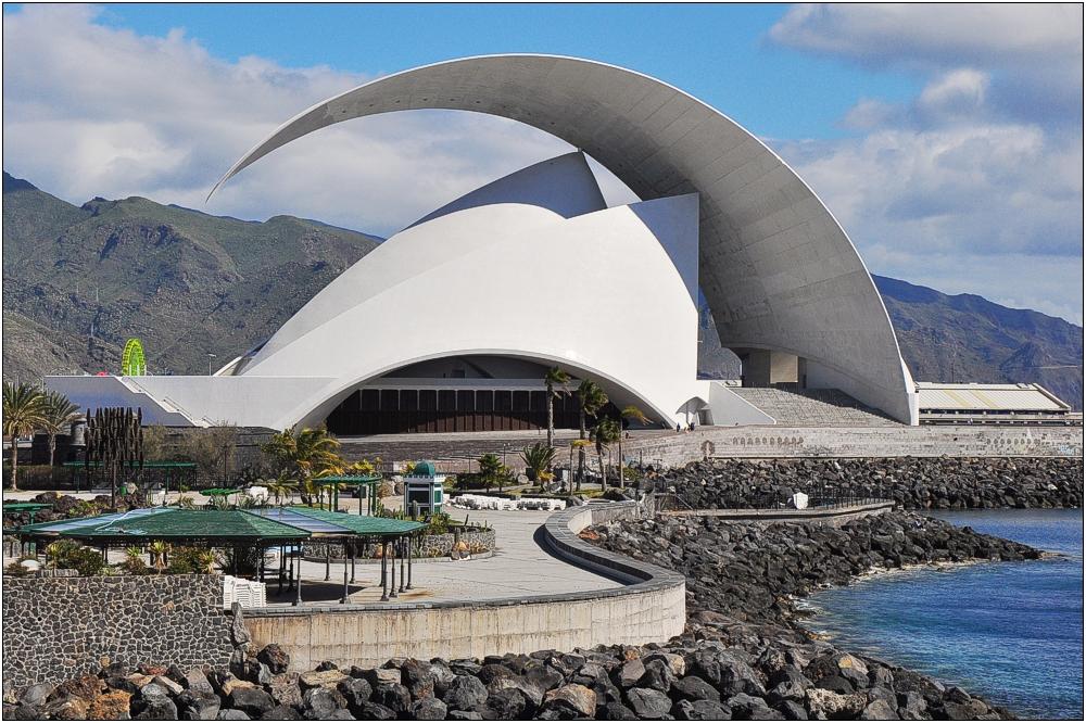 Auditorio in Santa Cruz de Tenerife 6