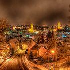 Auerbach ein Wintermärchen :-)