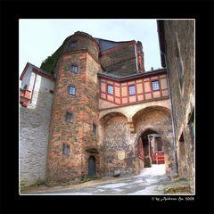 Auf Burg Mylau (1)