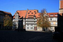 Auf dem Burgplatz