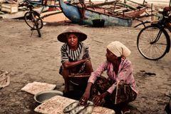 Auf dem Fischmarkt , Bali ,DSC_7403-2