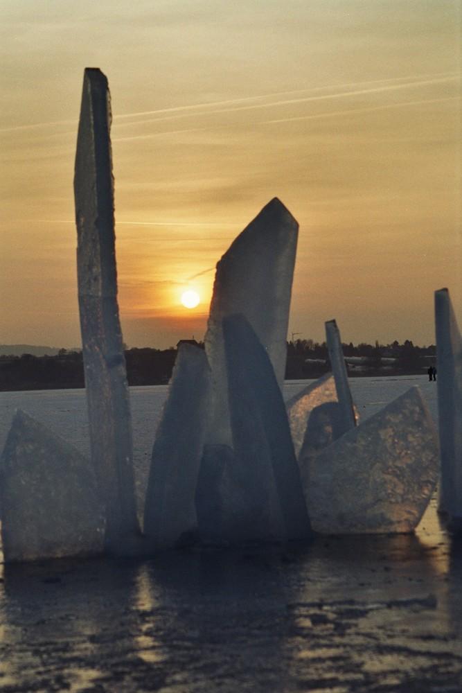Auf dem Gnadensee 2006