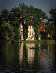 Auf dem Heiligen See in Potsdam
