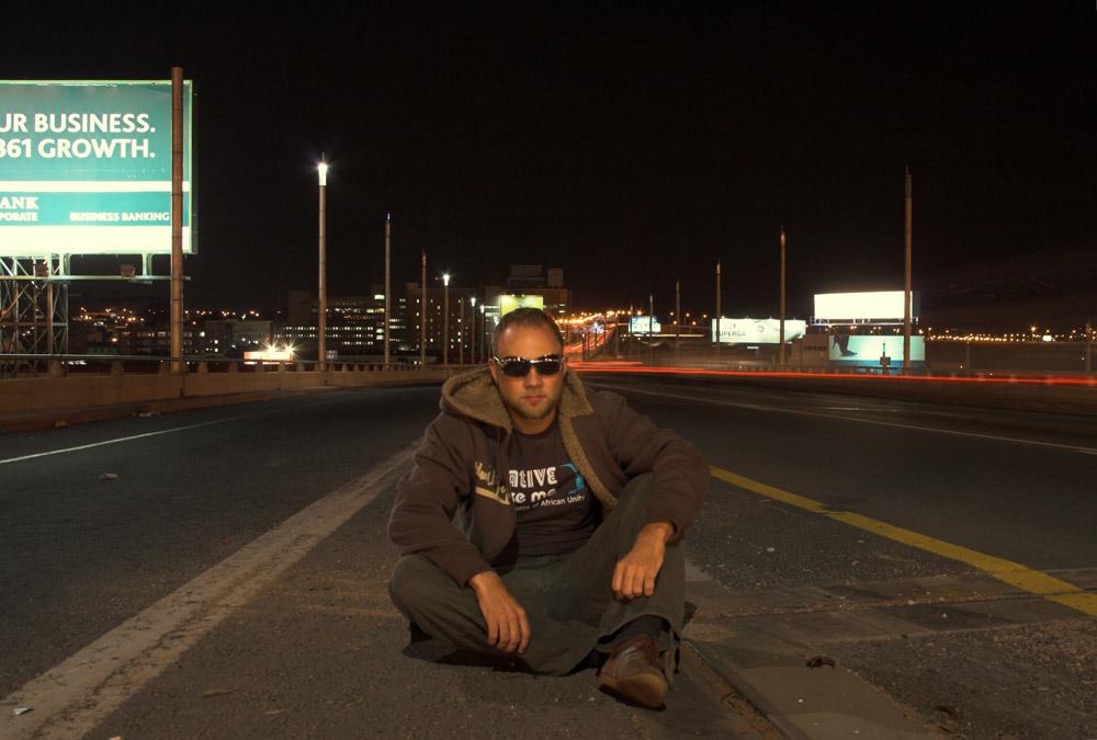 Auf dem Highway, Johannesburg S/W
