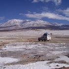 Auf dem Hochplateau zwischen Bolivien und Chile