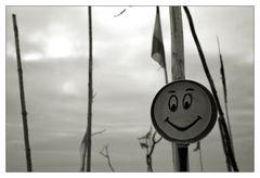 Auf dem Kniep (12): und immer nur lächeln!!!!!!!