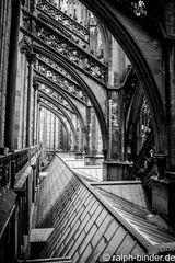 Auf dem Kölner Dom