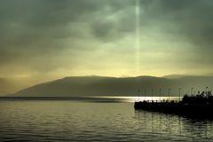 auf dem Lago Maggiore