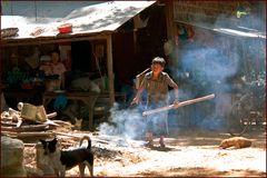 auf dem land 2- cambodia 2009