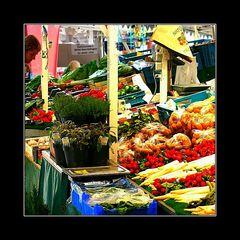 Auf dem Markt -at the market II