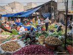 auf dem markt.....