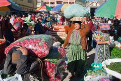 Auf dem Markt von Zunil ~ 2 ~