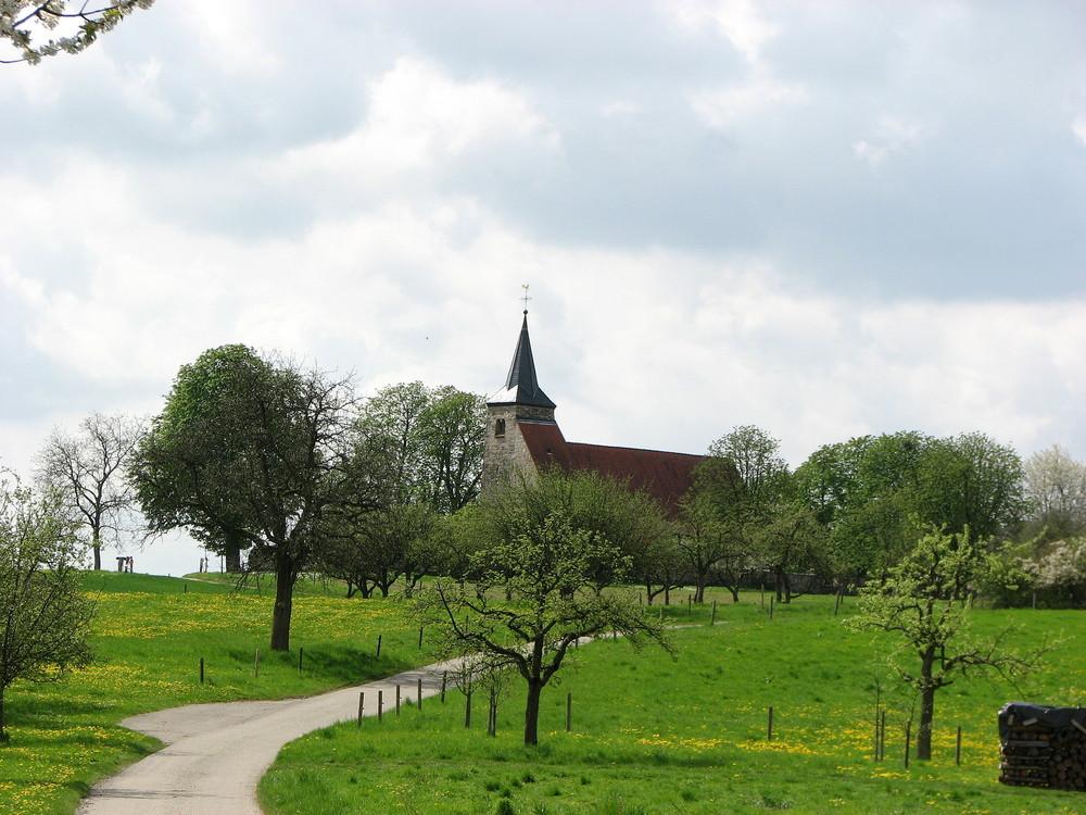 Auf dem Michelsberg        Bild 8