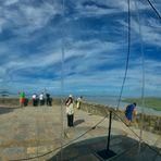 Auf dem Mont St. Michel
