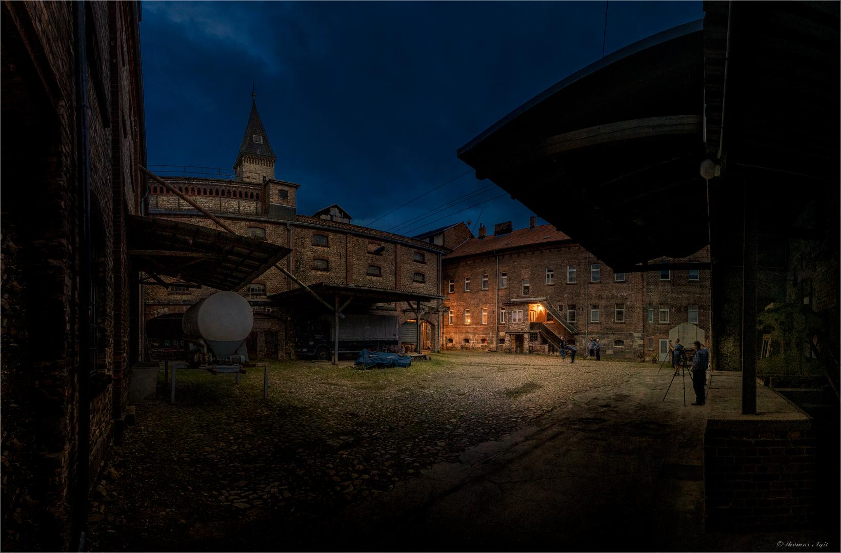 Auf dem Mühlenhof in Meisdorf