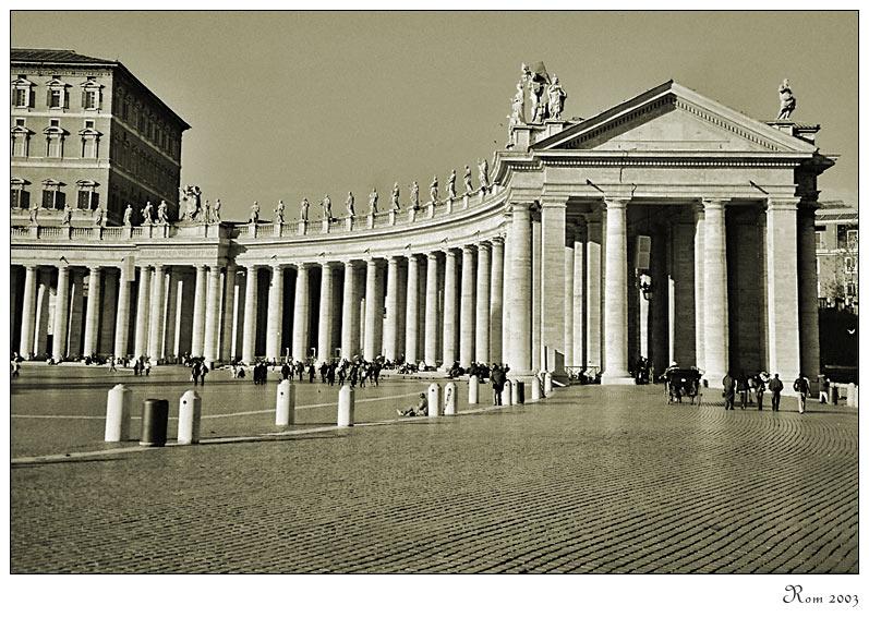 Auf dem Petersplatz 2